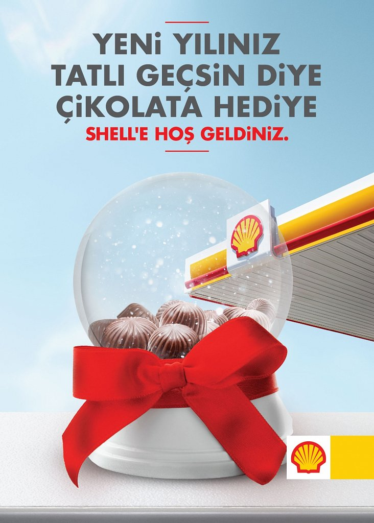 Shell - New Year Eve Poster 2016-17