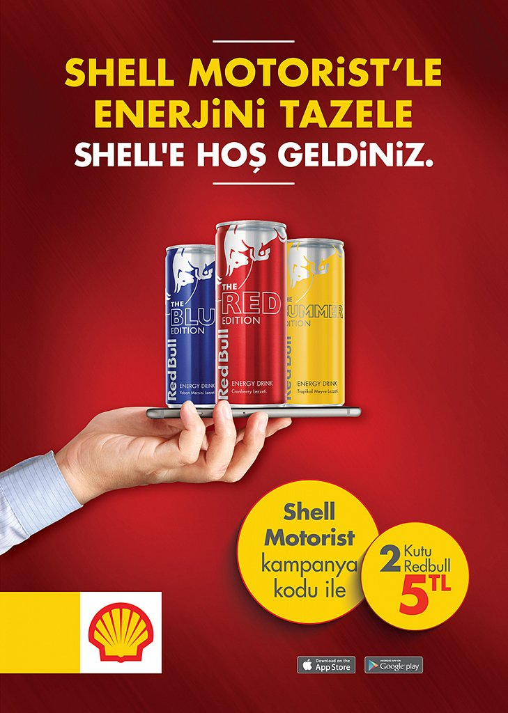 Shell 2016 CR campaign