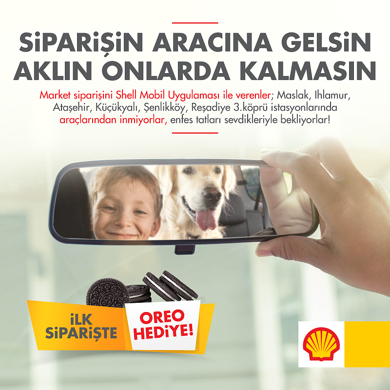 Shell digital campaign